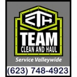 Team Clean and Haul - Tempe AZ Dumpsters for Rent