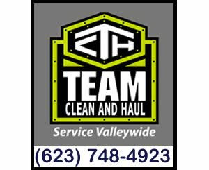 Team Clean and Haul - roll off dumpster rental in phoenix az